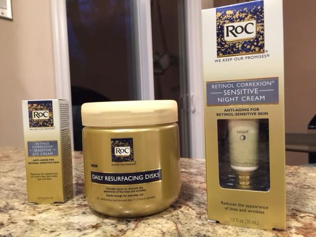 RoC for Sensitive Skin