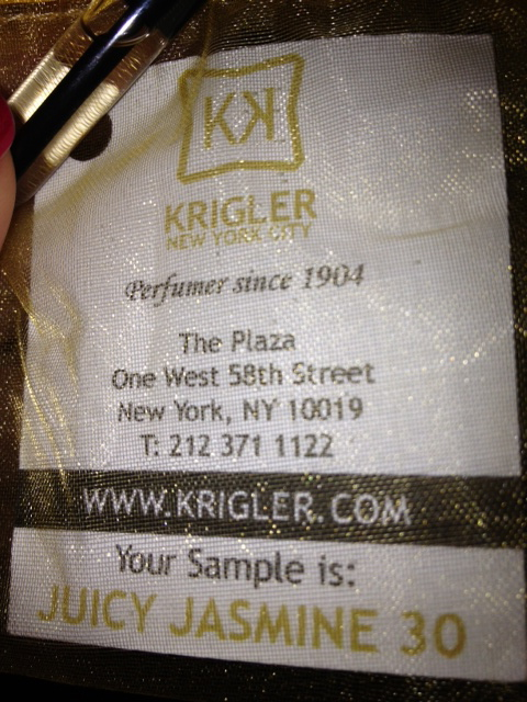 Krigler Fragrance