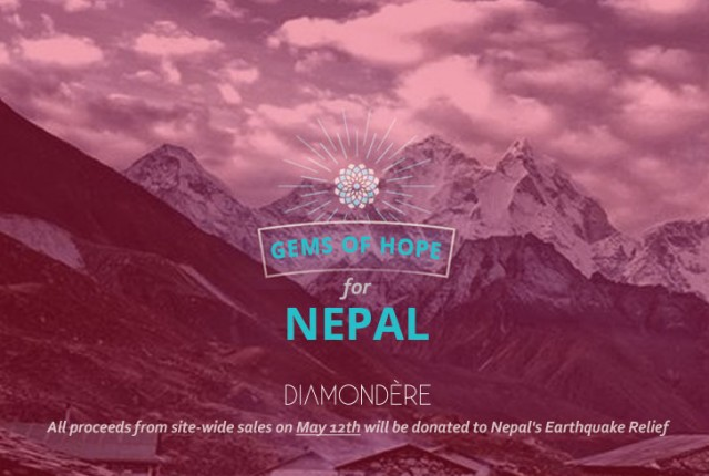 Diamondere Nepal Relief