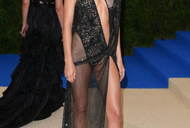 Kendall Jenner, Met Ball