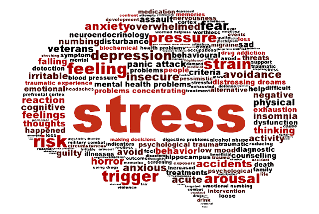 7 Ways to Deal with Stress