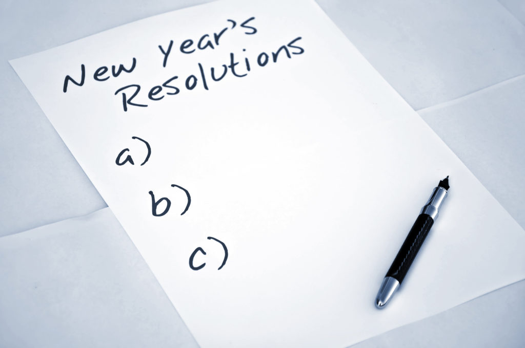 should you make new year resolutions